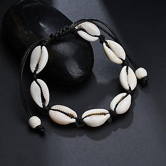 Bohemian Anklet, Bracelet On The Leg Fashion Heart, Barefoot Leg Chain Beach
