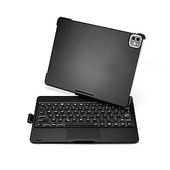 Rotatable Wireless Bluetooth Keyboard Case For Apple Ipad Pro 11 With Trackpad