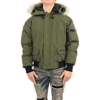 Canada Goose Chilliwack Bomber Green 7999M49Outerwear