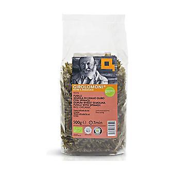 Durum Wheat Fusilli pinaatilla 500 g