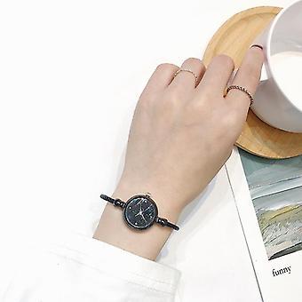 ラグジュアリー星空女性ファッションシャインダイヤモンドエレガントバングル腕時計