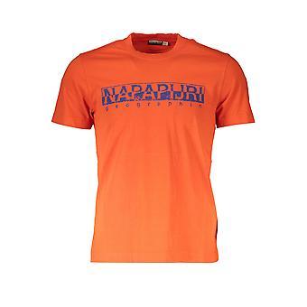 NAPAPIJRI T-shirt Short sleeves Men NP0A4E39 SOLANOS