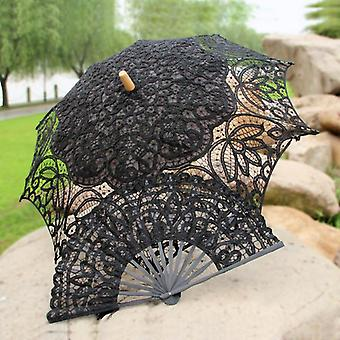 Steampunk/southern Belle Costumes Party Decoration Lace Umbrella