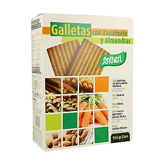 Carrot + Almond Cookies 490 g