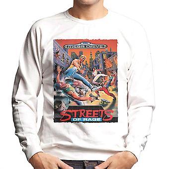 Sega Streets Of Rage Mega Drive Men's Sudadera