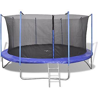 Five-piece trampoline set 4.26 m