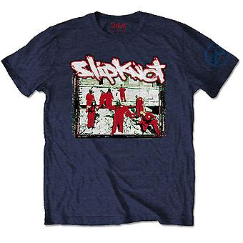 Slipknot 20Th Anniversary - Red Jump Suits Official Tee T-Shirt Mens Unisex