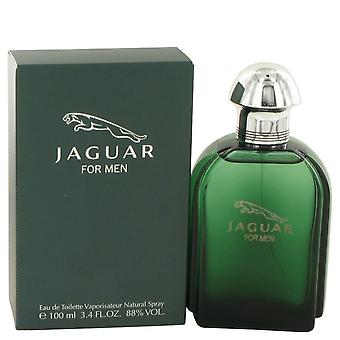 יגואר על ידי יגואר או דה טואלט ספריי 3.4 עוז/100 ml (גברים)