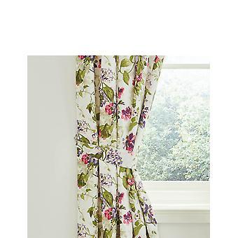 Vantona Gypsy Lined Curtains With Tie Backs