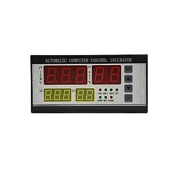 Inkubator-Controller-Thermostat, Multifunktions-Ei-Inkubator-Steuerung