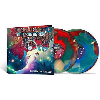 Rundgren, Todd - En trollkarl en sann stjärna... Live! - Jag är ledsen för det här. Amerikansk import
