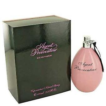 Agent Provocateur por Agent Provocateur Eau de Parfum Spray 3,4 oz (mulheres) V728-436951