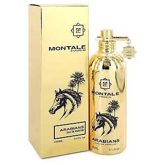 Montale Arabians Eau De Parfum Spray (Unisex) Par Montale 3.4 oz Eau De Parfum Spray