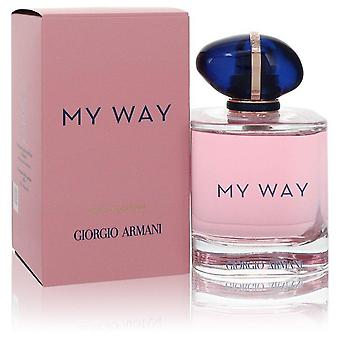Giorgio Armani My Way Eau De Parfum Spray By Giorgio Armani 3 oz Eau De Parfum Spray