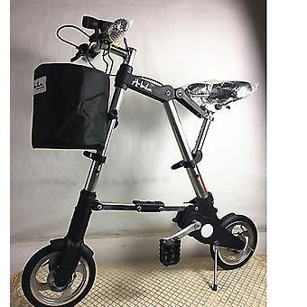 Multifunktionel mountainbikecykel, foldning, transport let