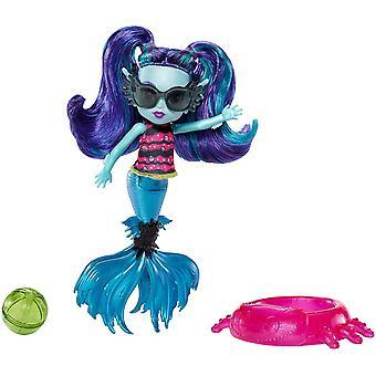 Monster hög monster familj ebbie bluedoll
