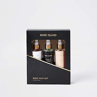 River Island Body Mist Gift Set 200ml Paris + 200ml Paris By Night + 200ml Milan
