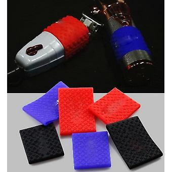 Trimmer Grip New Barber Hair Clipper, Grip Rubber Anti Slide Design Bicycle