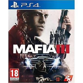Mafia 3 Iii Ps4 Game Original Playstation 4 Game