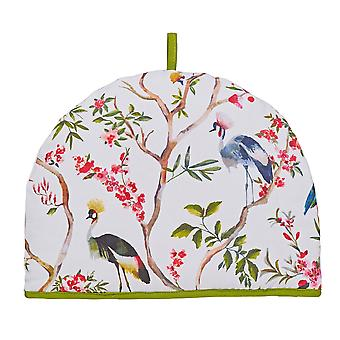 Ulster Weavers Oriental Birds Home Kitchen Textiles Oven Gloves Mitts & Tea Cosy