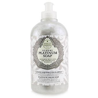 Jabón líquido de platino de lujo 70 aniversario con platino coloidal (edición limitada) 251251 500ml/16.9oz