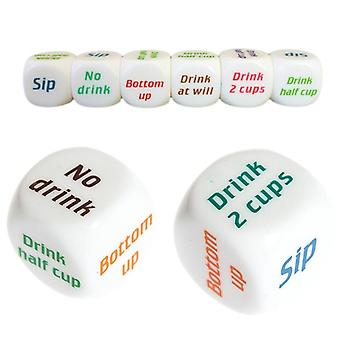 Adult Party Game, Playing, Drinking, Dice Games