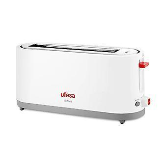 Toaster UFESA TT7365 900W White