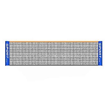Portable 3-6 Meter Tennis Net Standard Tennis Net For Match Training Net