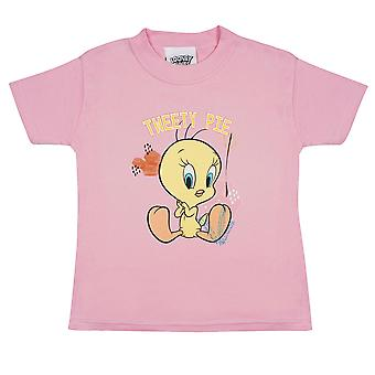 Looney Tunes Girls Tweety Pie T-paita