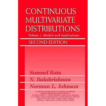 Kontinuerlige multivariate distribusjoner Volum 1 av Samuel KotzN. BalakrishnanNorman L. Johnson
