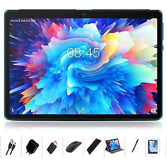 FengChun Android 10.0 Touch Tablet - 10-Zoll-HD-Tablets mit 4 GB RAM 64 GB ROM - Octa-Core-Prozessor