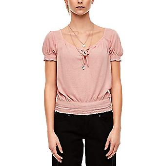 Q/S designed by - s.Oliver 510.10.005.12.130.2037459 T-Shirt, Coral Rose, XL Donna