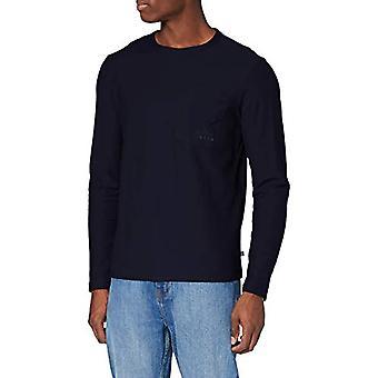 Q/S designed by - s.Oliver 520.10.012.12.130.2056421 T-Shirt, Blue (5952), XL Men's