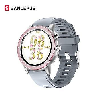 2021 Sanlepus globalna wersja inteligentnego zegarka ip67 wodoodporny smartwatch mężczyźni mężczyźni opaska na bransoletki fitness dla androida iphone xiaomi