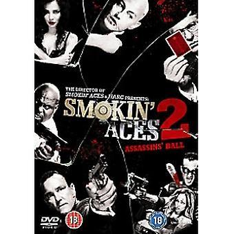 Smokin' Aces 2 Assassins' Ball DVD
