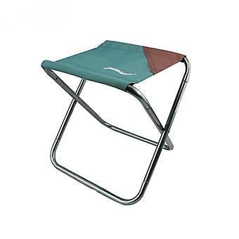 Faltbarer Angelstuhl, leichtes Aluminium-Stuhl