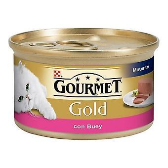 Kočičí žrádlo Purina Gold (85 g)