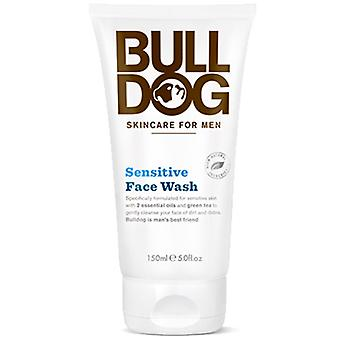 Bulldog Natural Skincare Face Wash Sensitive, 5 Oz