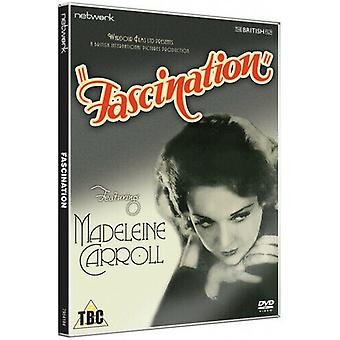 Fascination DVD (2015) Madeleine Carroll Mander (DIR) cert U Quality garantida Região 2