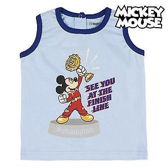 Summer Pyjama Mickey Mouse Blue