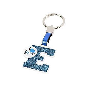 سلسلة المفاتيح حرف E