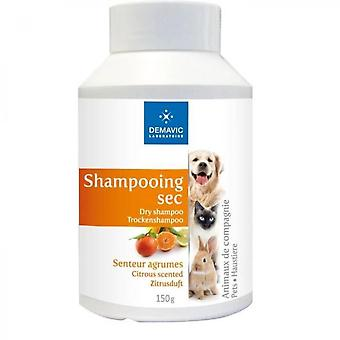Demavic Dry Shampoo - Citrus Scent - Bottle Of 150 G