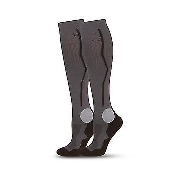 Sokker sport kører lange strømper fodbold fodbold sokker ben kompression stretch strømpe atletisk kompression sokker