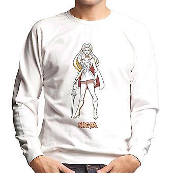 She-Ra Full Body Portrait Men's Sweatshirt