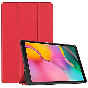 Suitable For Samsung Pad Tab S6 10.5 T860/t865 2019 Tablet Protective Case--crimson
