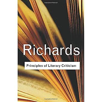 Prinzipien der Literaturkritik (Routledge Classics)