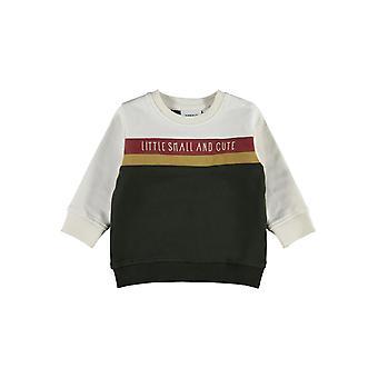 Name-it Boys Newborn Sweater Nils Rosin