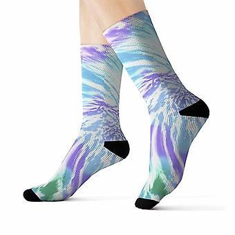 גרביים חדשניים לצביעת עניבה