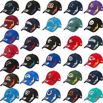 New Era 9FORTY Offizielle NFL 2021 Sideline Home Baseball Stretch Snap Cap Hut