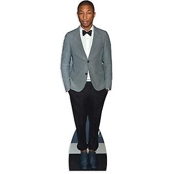 Pharrell Williams Lifesize Cardboard Cutout / Standee / Stand Up